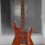 Schecter Hollywood Custom Ltd 1996