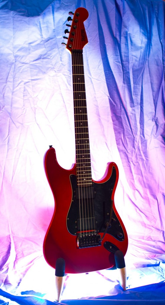 Schecter Strategy stratocaster